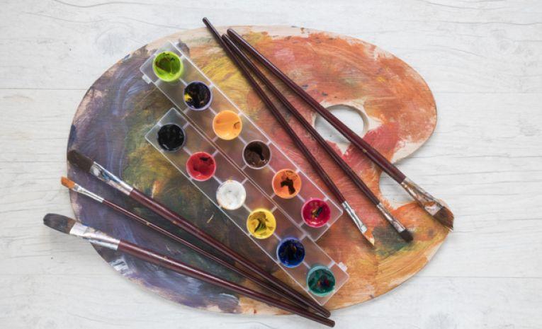 Peinture, gouache, achrylique et huile (Jeudi 14h00)