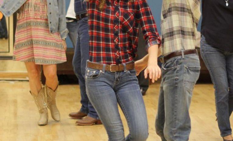 Danse Country Débutants