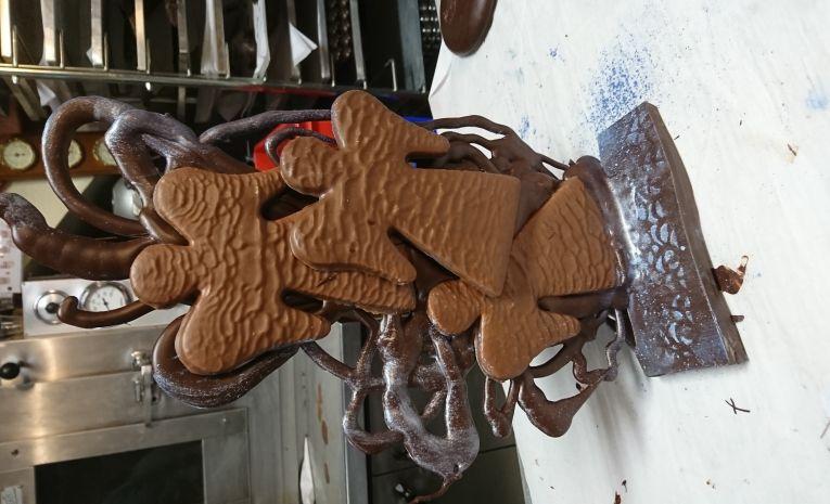 Chocolats Pâques 8-15 ans (oursons, sucettes et autres gourmandises)