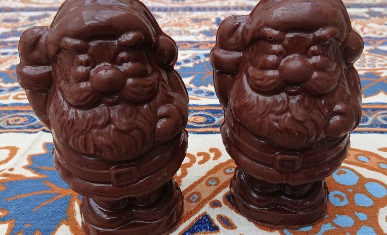 Chocolats / Noël (5-7 ans, avec un parent)