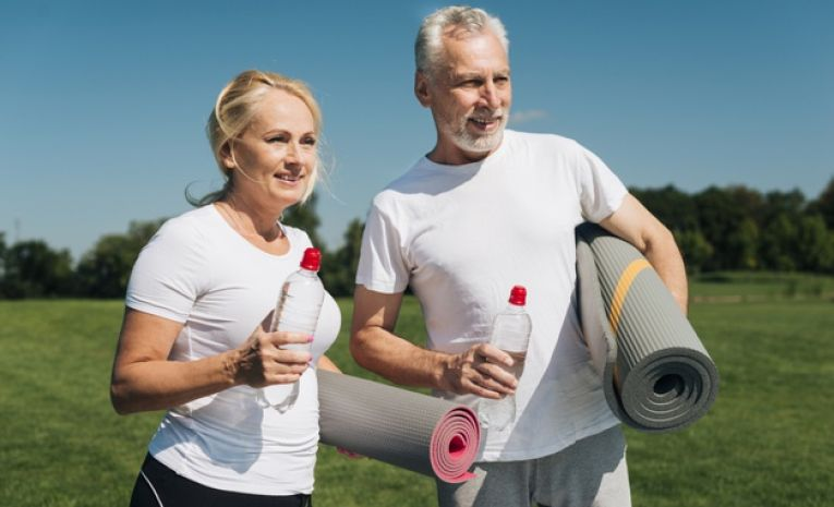 Pilates Niveau 2 (50 ans et plus) - 1er Semestre