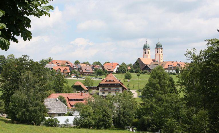 De St Märgen à Titisee (D)