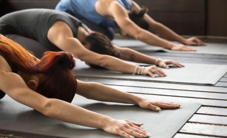 Pilates Niveau 2-3 - 1er Semestre