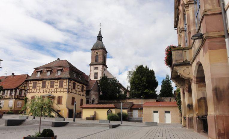 Du Val de Villé à Epfig via les châteaux (67)
