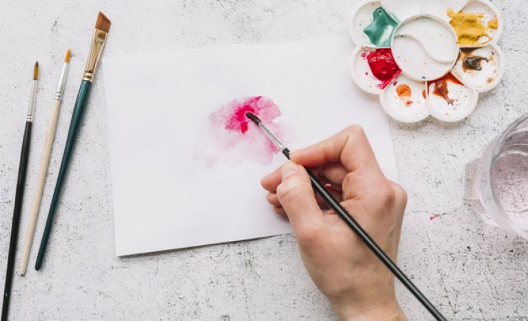 Atelier peinture toutes techniques