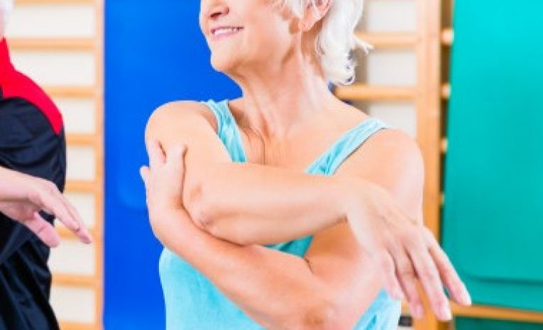 Gymnastique douce pour rester en forme