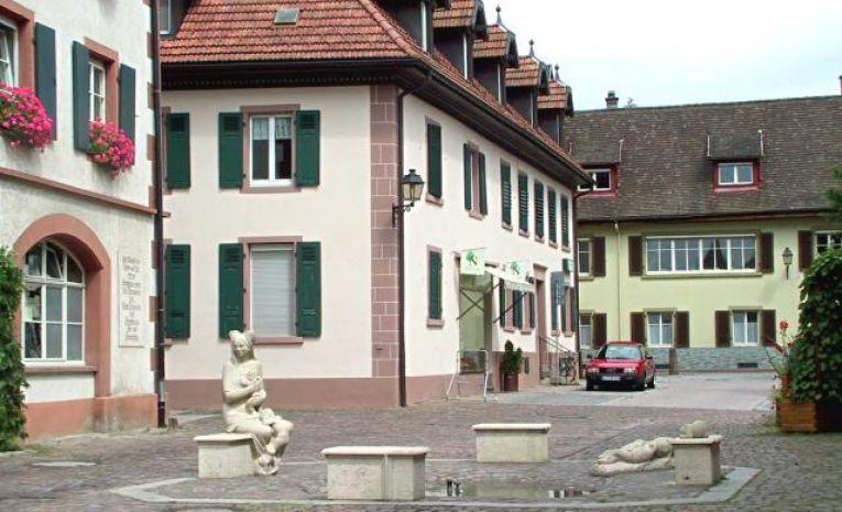 De Schopfheim au Rhin (D)
