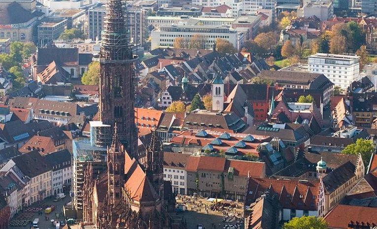 Visite insolite de Freiburg
