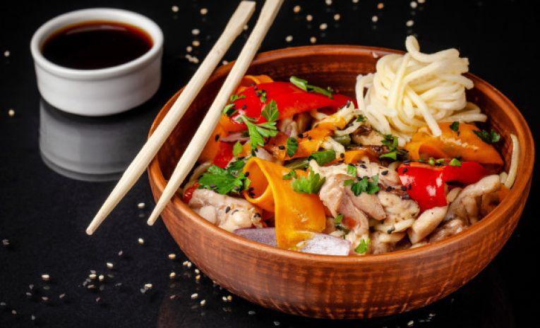 Cuisine chinoise (3ème trimestre)