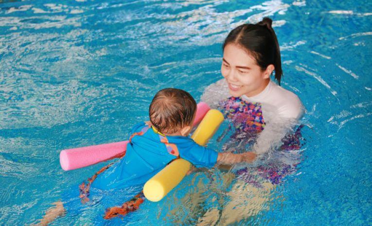 Bébés piscine (2 - 4 ans) 1er Trimestre (15h40)
