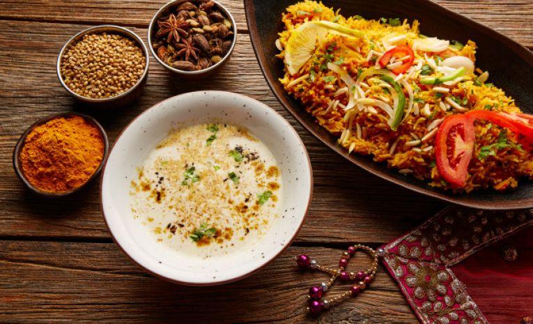 Cuisine indienne (1er trimestre)