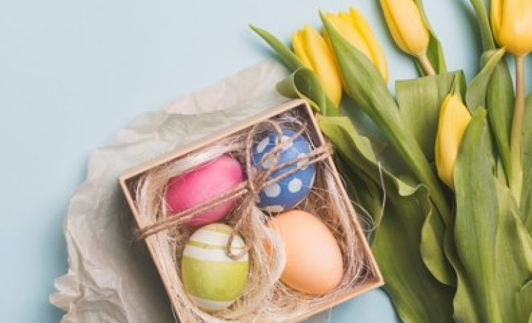 Art floral Décoration de Pâques (17, 24 & 31 mars 2021)