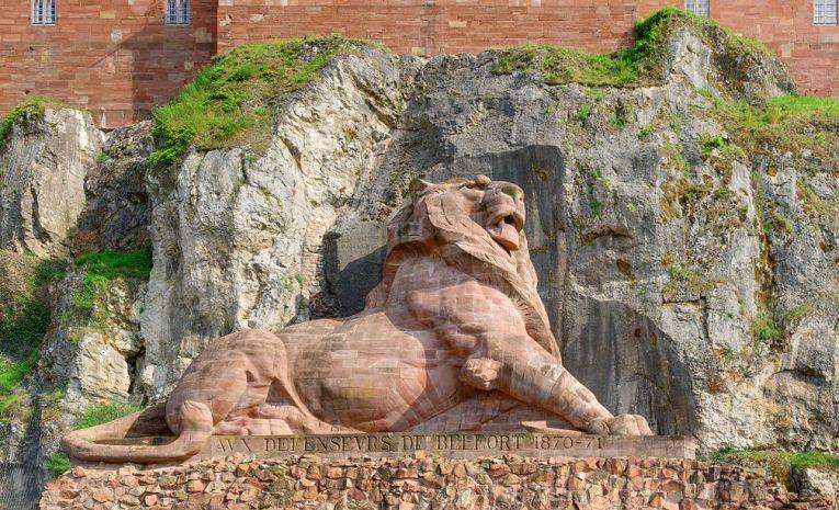 Belfort l'étang des Forges la Citadelle (90)