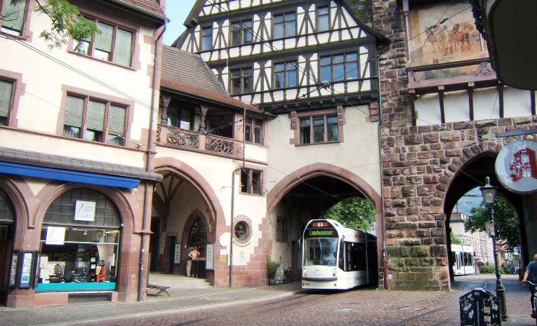 Visite insolite de Freiburg (samedi 30/04/2022)