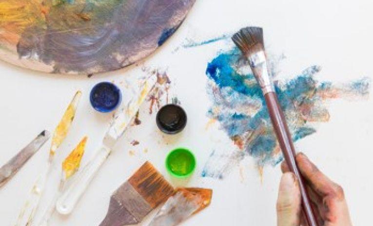 Peinture, gouache, achrylique et huile (Lundi 14h00)
