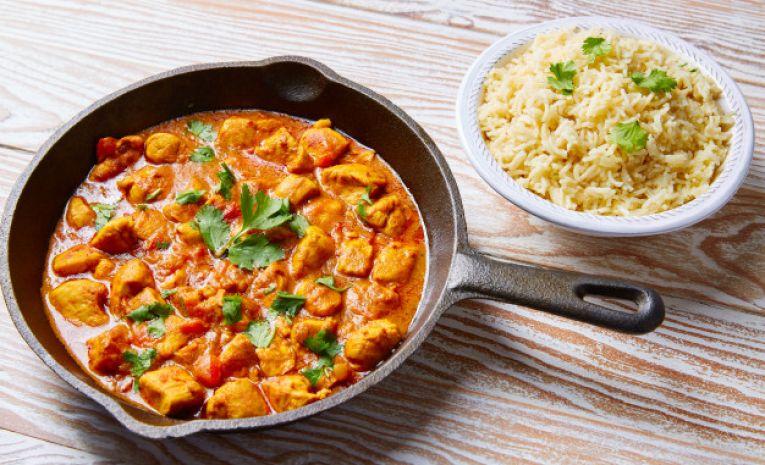 Cuisine indienne (3ème trimestre)