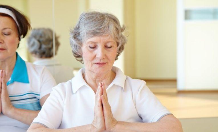 Gymnastique d'entretien seniors