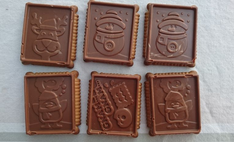 Chocolats Noël 4-7 ans (gourmandises en duo parent-enfant)