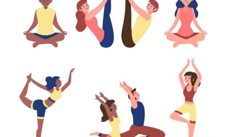 Yoga tout public (mardi 20h00)