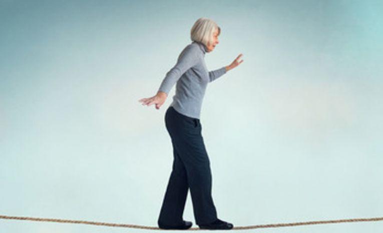 L'équilibre féminin après 50 ans