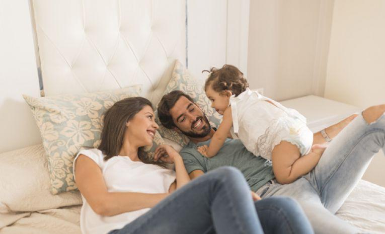 Complicité et détente parent-enfant 0-3 ans