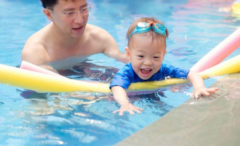 Bébés piscine 2-4 ans 2ème trimestre